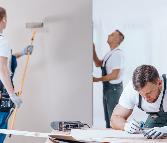 Professional Interior Painters